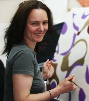 Yvonne Wilhelmi CEO Creative Design Drop