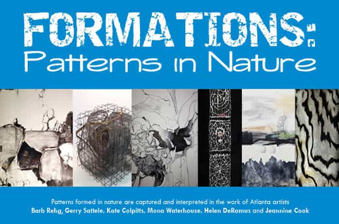 Formations Art Exhibit